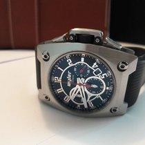 Wyler Genève Code-R Chronograph – Men's wristwatch.
