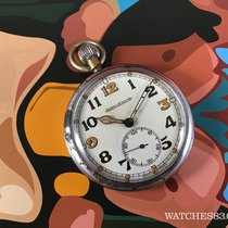 Jaeger-LeCoultre Vintage swiss Pocket Watch  WWII Military...