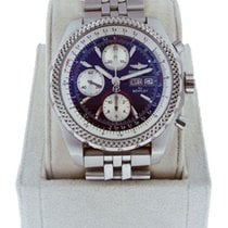 Breitling for Bentley A13363 Blue Dial Chronograph