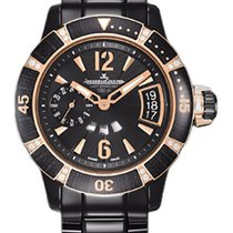 Jaeger-LeCoultre Master Compressor Diving GMT Lady 18K Rose...