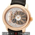 Audemars Piguet Millenary 4101 18k Rose Gold Skeleton 47mm...