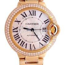 Cartier WJBB0002 BALLON BLUE DE YELLOW GOLD 2016