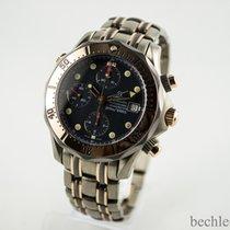 Omega Seamaster Professional 300M Chronograph Titan Tantal Rose