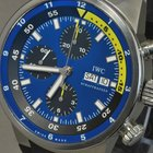 IWC Aquatimer Chrono Cousteau Calypso Limited Edition