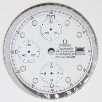 Omega Seamaster  Chronograph Zifferblatt