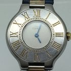 Cartier MUST 21 BICOLOR GOLD PLATED