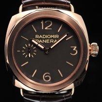 Panerai Radiomir Oro Rosso, Ref. PAM00522