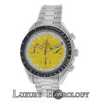 Omega Men Speedmaster Schumacher 3510.12 Chronograph Automatic