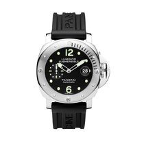 Panerai Luminor Submersible Automatic Acciaio Automatic Mens...