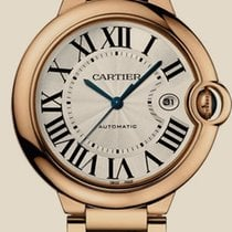 Cartier Ballon Bleu de Cartier 42mm Mens Watch