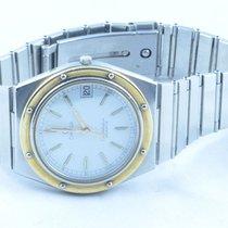Omega Constellation Herren Uhr Quartz 36mm Stahl/stahl Rar