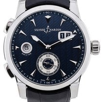Ulysse Nardin Dual Time 42 Automatic GMT