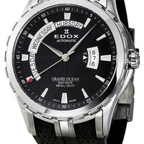 Edox Grand Ocean Day Date Automatic