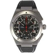 IWC Chrono AMG 372504 Wristwatch
