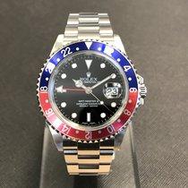 Rolex GMT-Master II Pepsi 16710T