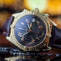 Breitling Chronomat Vitesse 18k gold