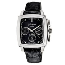 Glashütte Original Men's Karree Chronograph Watch