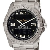 Breitling Aerospace Advantage Titanium  Chronometer Digital...