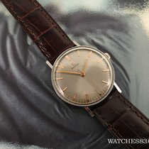 Omega Reloj antiguo de cuerda Omega Cal 600 Vintage swiss watch