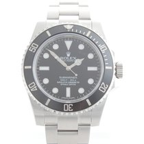 Rolex Submariner 114060 With Box and Papers