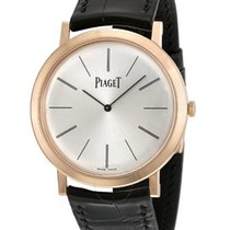 Piaget G0A31114 Altiplano Large in Rose Gold - on Black...