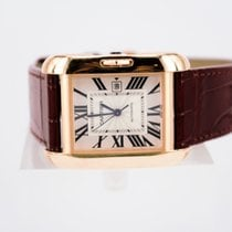 Cartier Tank Anglaise Großes Modell
