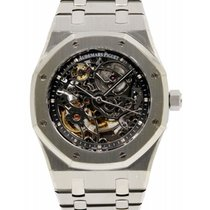 Audemars Piguet 15305ST.OO.1220ST.01 Royal Oak Openworked...