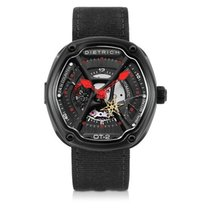 Dietrich Organic Time OT-2 Forged Carbon Bezel