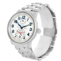 Ulysse Nardin Marine Chronometer Steel Mens Watch 263 - 22