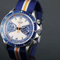 Tudor Heritage Chrono Blue