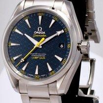 Omega Seamaster Aqua Terra James Bond Spectre Limited Edition