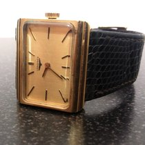 Longines 80550602 Mechanical Cal. 5601 17J Gold-Tone Ladies Watch