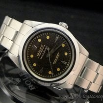 Rolex 6541 Milgauss Tropical Dial with Bracelet