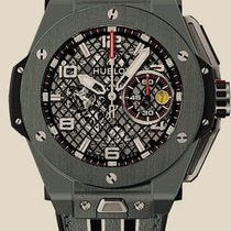 Hublot Big Bang Ferrari Speciale Grey Ceramic
