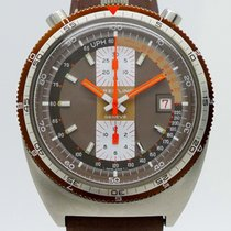 Breitling 7101 Pupitre Pult Bullhead Chronograph  Valjoux 7740...