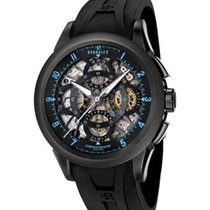 Perrelet Skeleton Chronograph Skeleton Chronograph A1057