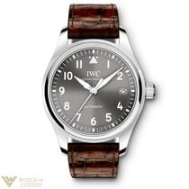 IWC Pilot Automatic Stainless Steel Men's Watch