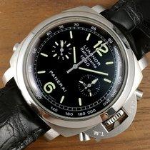Panerai Like New Luminor Rattrapante Automatic Men´s 1950 Watch