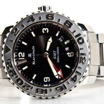 Blancpain Fifty Fathoms Diver Trilogy GMT – Men's wristwatch