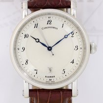 Chronoswiss Kairos Automatik Edelstahl Dresswatch silver...