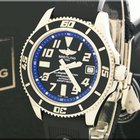 Breitling Superocean 42 mm Abyss Blue Dial Automatic Mens Watch