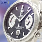 TAG Heuer Grand Carrera Chronograph Automatic Steel Watch...