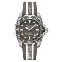Certina DS Action Diver Automatik Herrenuhr Titanium C013.407....