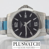 Longines Conquest Classic nuovo new Automatic Black A10