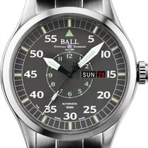 Ball Engineer Master II Aviator Herrenuhr NM1080C-S5J-GY
