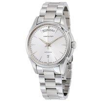 Hamilton Men's H32505151 Jazzmaster Stainless Steel Watch