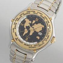"Ebel ""Voyager"" GMT / Automatic  Edelstahl/Gelbgold mit..."