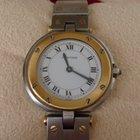 Cartier Santos de Cartier acier et or