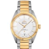 Omega Men's 13020392102001 Globemaster Co-Axial Master Watch