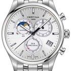 Certina DS 8 Herrenuhr Chronograph Mondphase C033.450.11.031.00